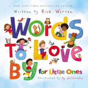 Cover image - Words To Love By For Little Ones