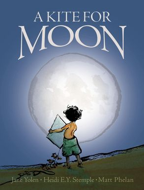 Cover image - A Kite For Moon