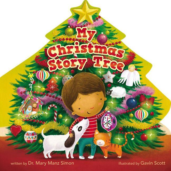 My Christmas Story Tree Harpercollins Australia