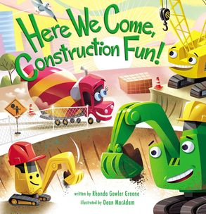 Cover image - Here We Come, Construction Fun!