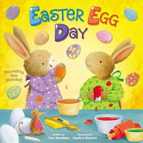 Cover image - Easter Egg Day