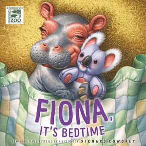 Cover image - Fiona, It's Bedtime