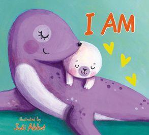 Cover image - I Am: Positive Affirmations for Kids