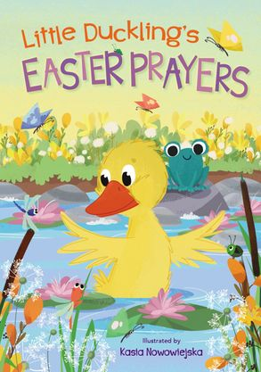Cover image - Little Duckling's Easter Prayers