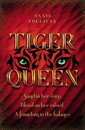 Cover image - Tiger Queen