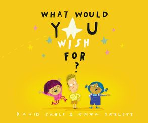 Cover image - What Would You Wish For?