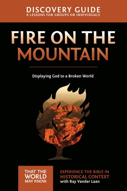 lessons from the mountains of the bible