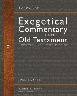 Cover image - Joel: A Discourse Analysis Of The Hebrew Bible
