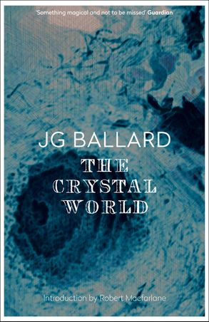 Cover image - The Crystal World