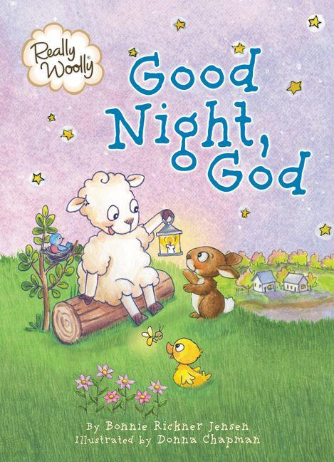 Really Woolly Good Night God Harpercollins Australia