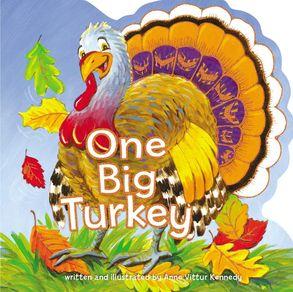 Cover image - One Big Turkey