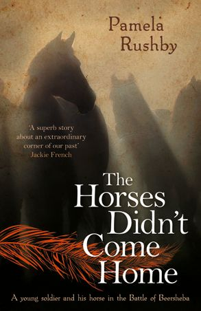 Cover image - The Horses Didn't Come Home