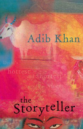 Cover image - The Storyteller