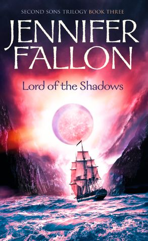 Cover image - Lord of the Shadows: Second Sons Trilogy