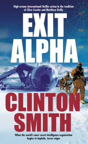 Cover image - Exit Alpha