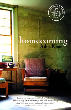 Cover image - Homecoming