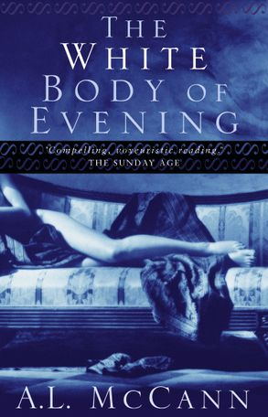 Cover image - The White Body of Evening