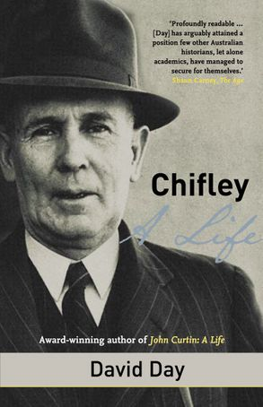 Cover image - Chifley: A Life