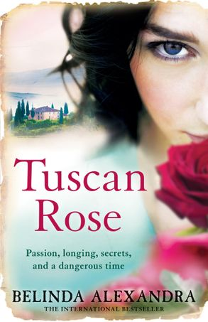 Cover image - Tuscan Rose