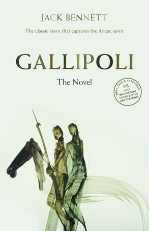 Cover image - Gallipoli: The Novel