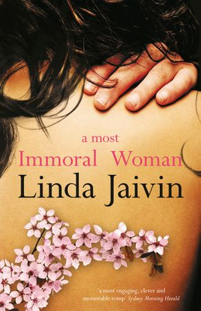 Cover image - A Most Immoral Woman