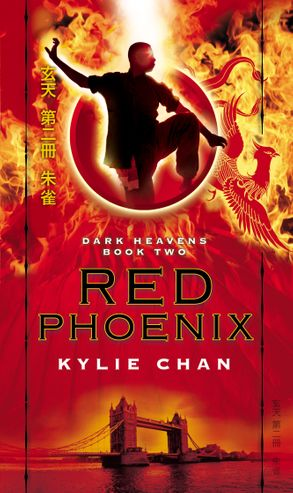 Cover image - Red Phoenix