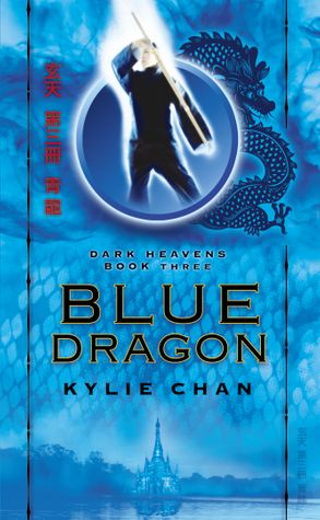 Cover image - Blue Dragon