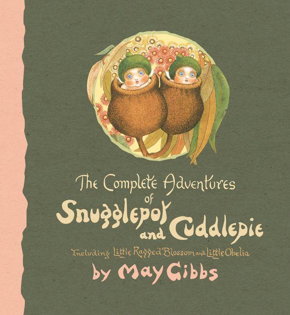 snugglepot and cuddlepie books