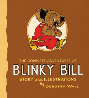 Cover image - The Complete Adventures of Blinky Bill