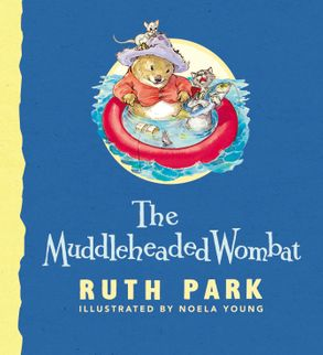 Cover image - The Muddleheaded Wombat