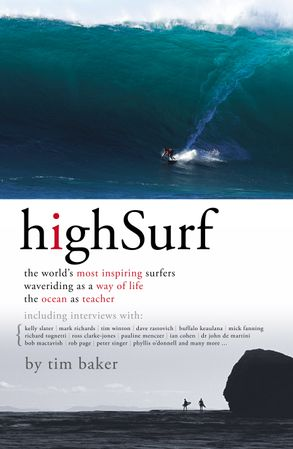 Cover image - High Surf: The World's Most Inspiring Surfers