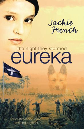 Cover image - The Night They Stormed Eureka