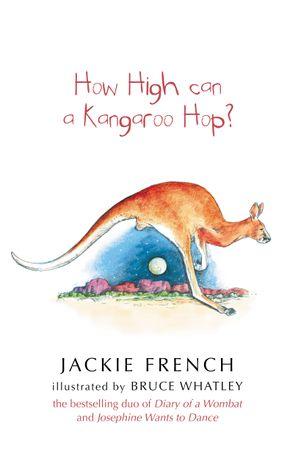 Cover image - How High Can a Kangaroo Hop?