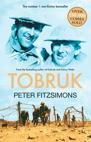 Cover image - Tobruk