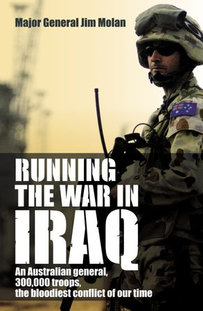Cover image - Running the War in Iraq