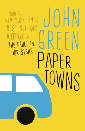 Cover image - Paper Towns