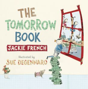 Cover image - The Tomorrow Book