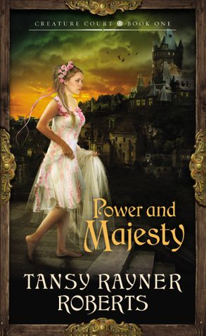 Cover image - Power and Majesty