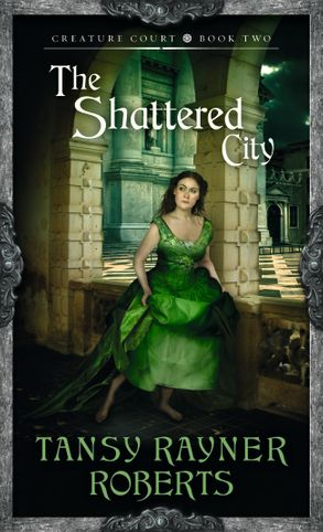 Cover image - The Shattered City