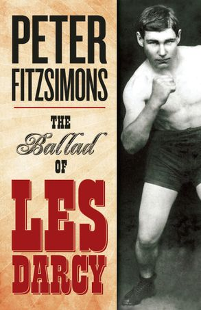 Cover image - The Ballad of Les Darcy