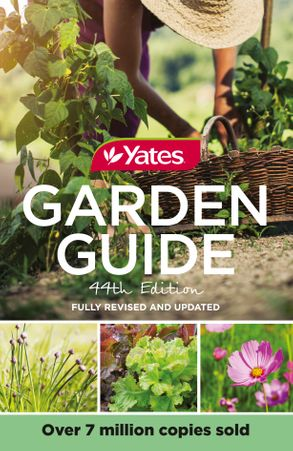 Cover image - Yates Garden Guide 2015
