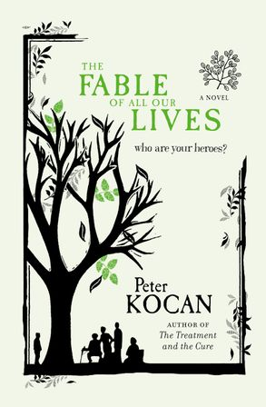 Cover image - The Fable of All Our Lives