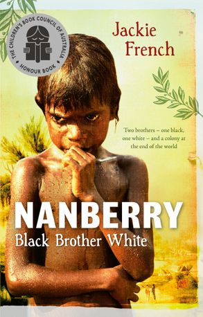 Cover image - Nanberry: Black Brother White