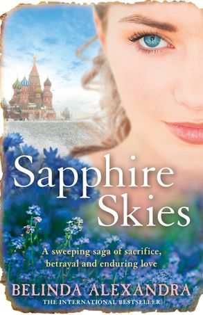 Cover image - Sapphire Skies
