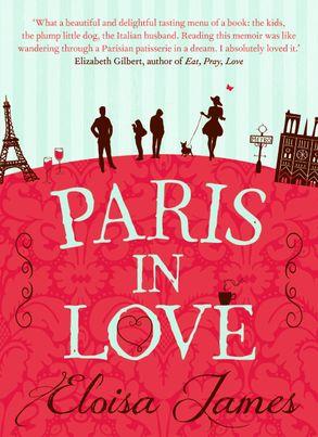 Cover image - Paris in Love