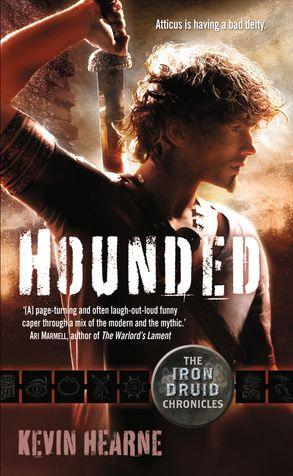 Hounded :HarperCollins Australia