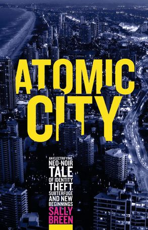 Cover image - Atomic City