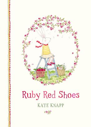 Cover image - Ruby Red Shoes (Ruby Red Shoes, Book 1)