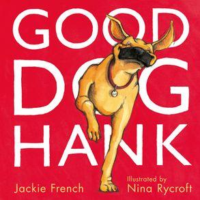 Cover image - Good Dog, Hank!