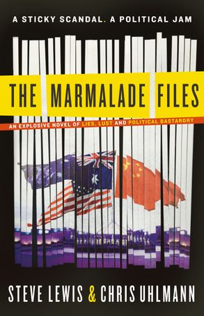 Cover image - The Marmalade Files